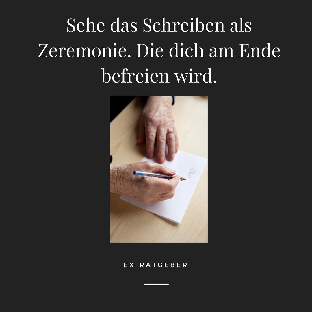 Abschiedsbrief An Ex Freund Und Ex Freundin Emotional Schreiben