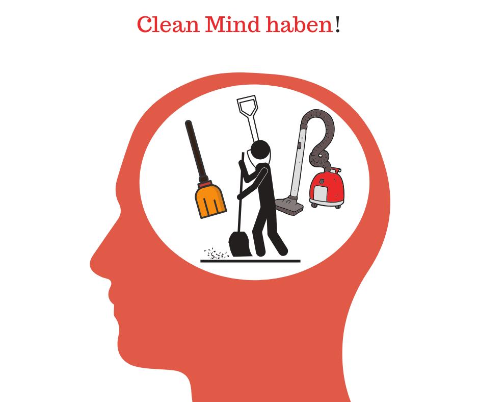 ex zurück mit einem clean mind